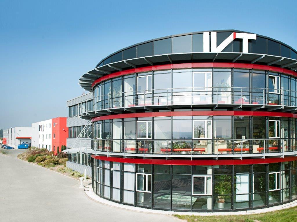 Офис предприятия IVT