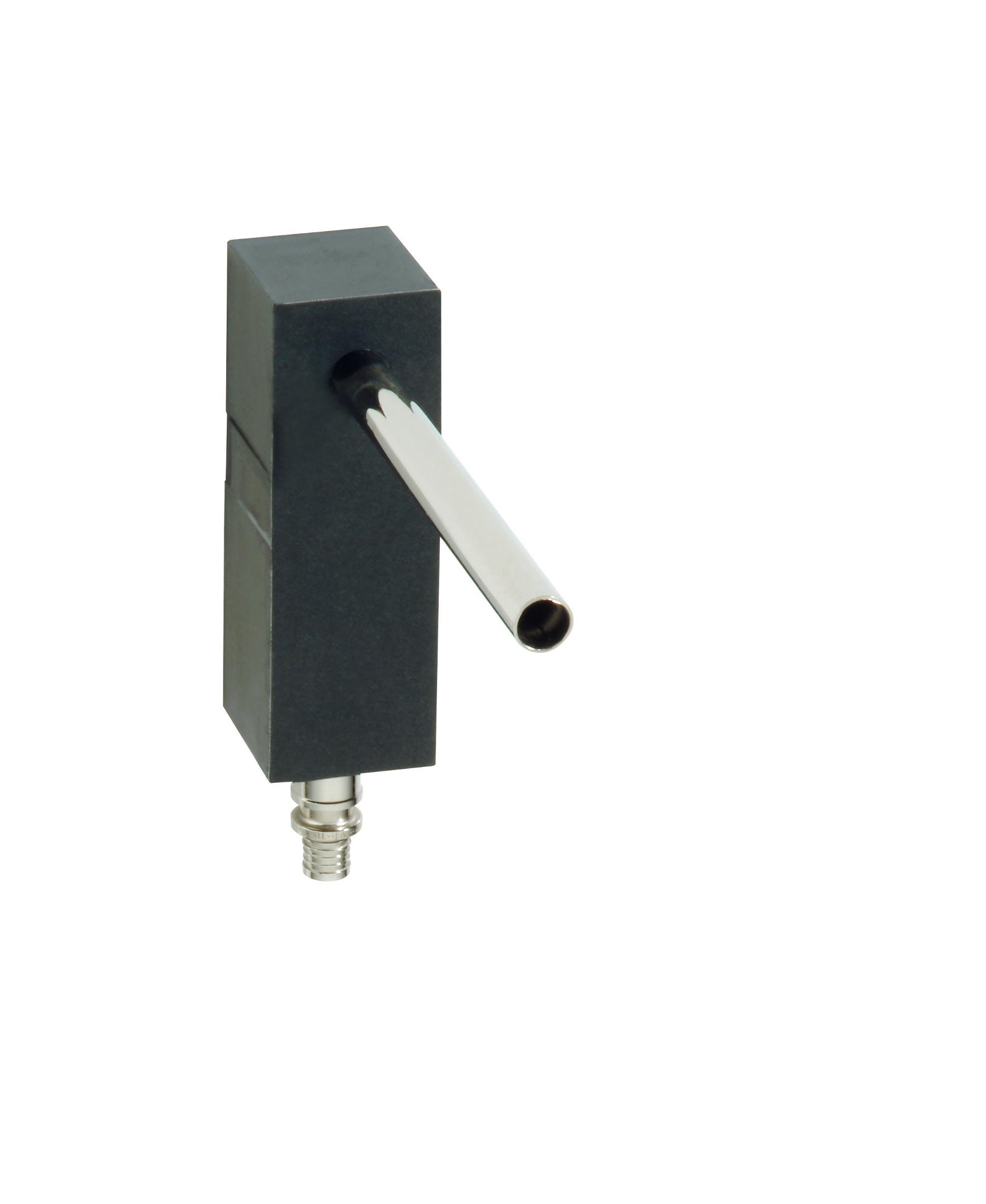 Блок соединения с отопительным прибором, переменный
