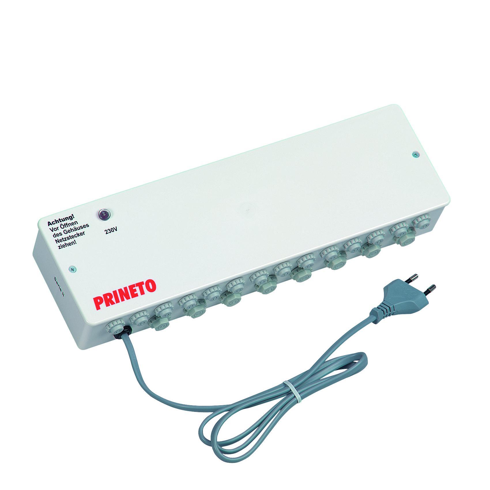 Клеммная колодка 230 V для отопления и охлаждения