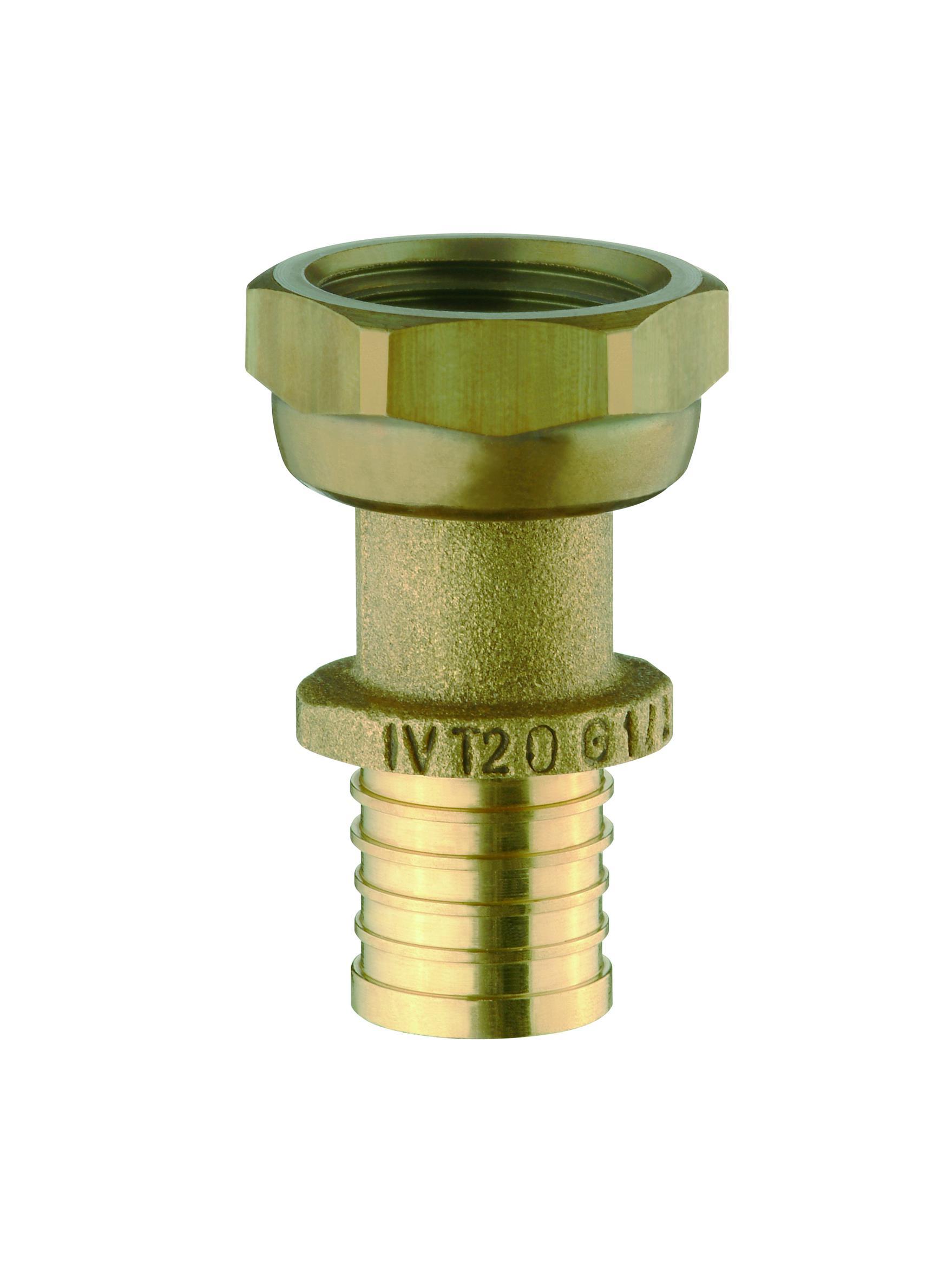 Комбинированная муфта с накидной гайкой 25-G 1