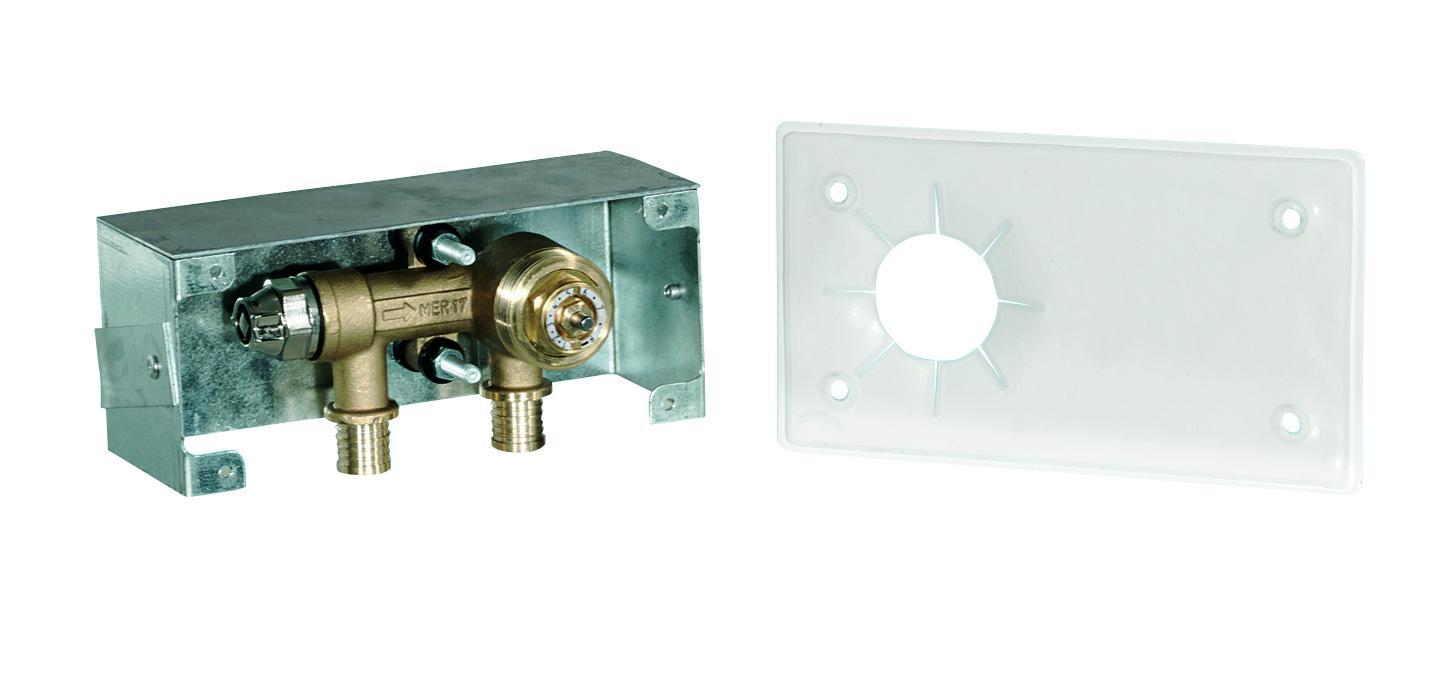 Механический регулятор температуры отдельных помещений MER
