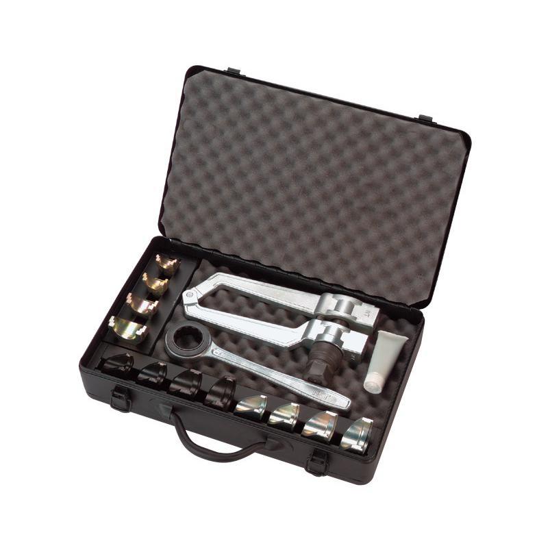 Монтажный комплект MSZ, ручные запрессовочные тиски
