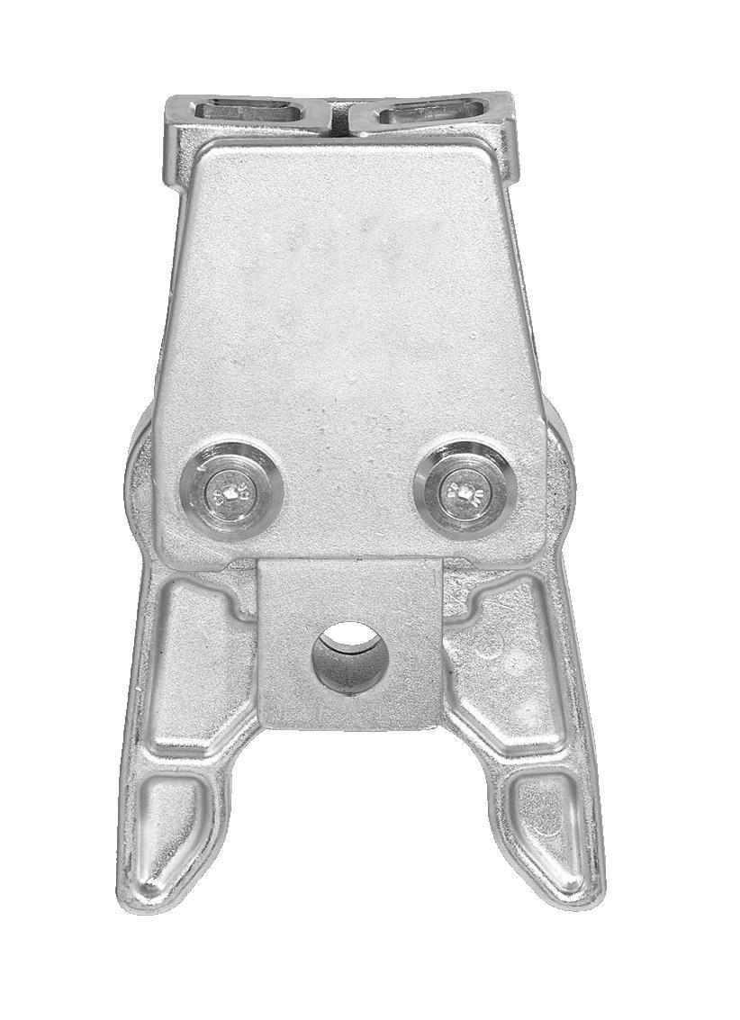 Насадка A 16-63 для приводов ASZ, ESZ 2