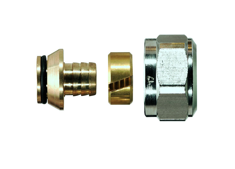 Зажимное соединение 16 x 2,0-3/4 V Euro